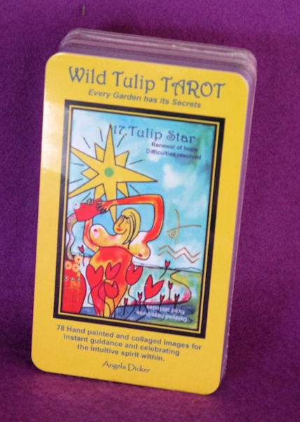 shop for Angela Dicker's Wild Tulip Tarot